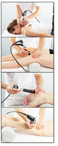 Shockwave treatments