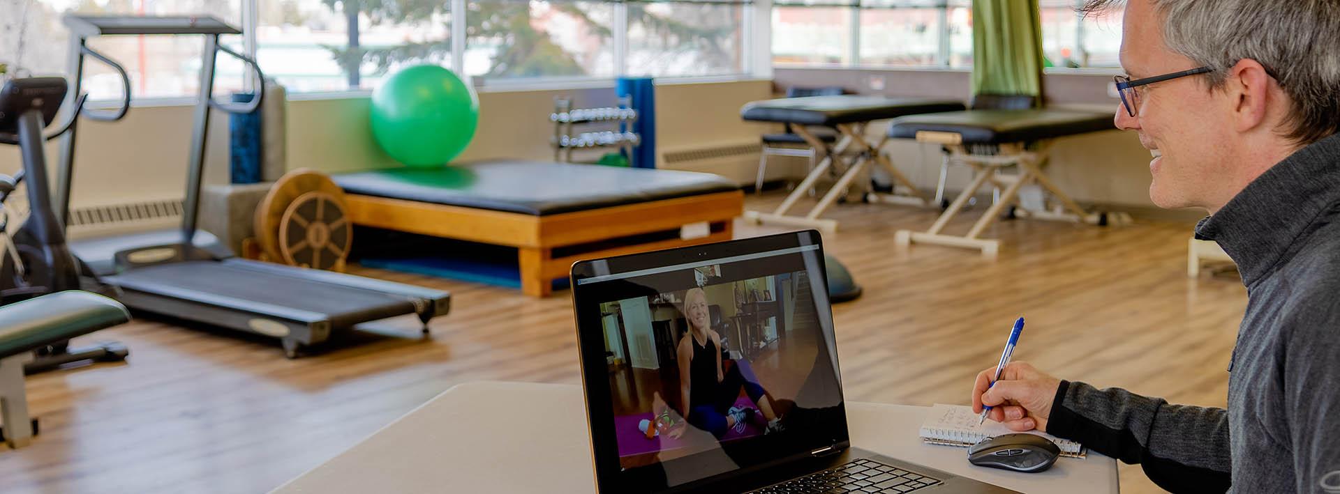 Tawa Physiotherapy Edmonton Tele-Rehabilitation